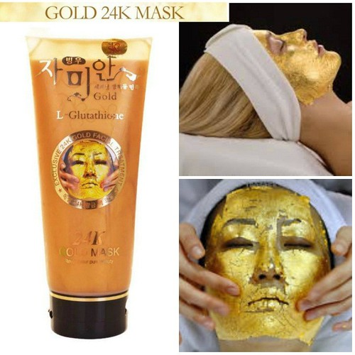 Mặt nạ Mask Gold 24k