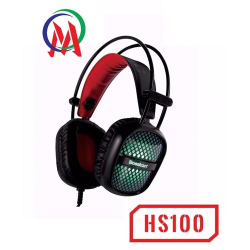 Tai Nghe Bosston HS100 LED Chuyên Game - 6736948 , 13427829 , 15_13427829 , 219000 , Tai-Nghe-Bosston-HS100-LED-Chuyen-Game-15_13427829 , sendo.vn , Tai Nghe Bosston HS100 LED Chuyên Game