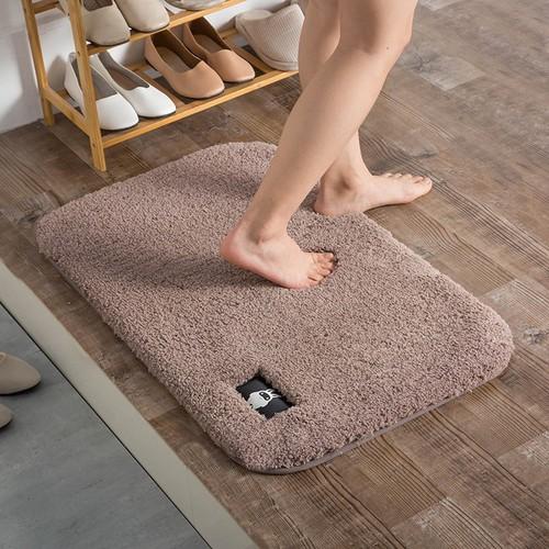 Thảm chùi chân len sợi nhỏ