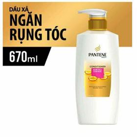 Dầu xả tóc ngăn rụng tóc Pantene Pro-V Conditioner Hair Fall Control 650ml - DX10