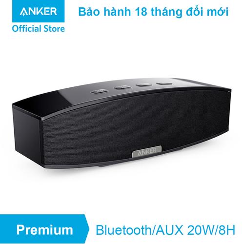 Loa bluetooth di động ANKER Premium Stereo Bluetooth 4.0 20W - A3143 - Đen - 6736496 , 13427309 , 15_13427309 , 2000000 , Loa-bluetooth-di-dong-ANKER-Premium-Stereo-Bluetooth-4.0-20W-A3143-Den-15_13427309 , sendo.vn , Loa bluetooth di động ANKER Premium Stereo Bluetooth 4.0 20W - A3143 - Đen