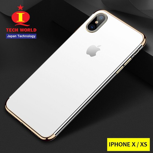 ỐP LƯNG IPHONE X - IPHONE XS