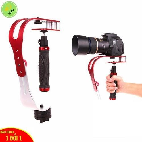 Tay cầm điện thoại chống rung khi quay video, làm phim, chụp ảnh