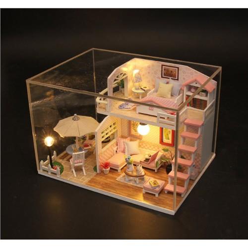 Mô hình nhà gỗ DIY Biệt thự hồng đã bao gồm mica che bụi và dụng cụ - 6730668 , 13420025 , 15_13420025 , 229000 , Mo-hinh-nha-go-DIY-Biet-thu-hong-da-bao-gom-mica-che-bui-va-dung-cu-15_13420025 , sendo.vn , Mô hình nhà gỗ DIY Biệt thự hồng đã bao gồm mica che bụi và dụng cụ