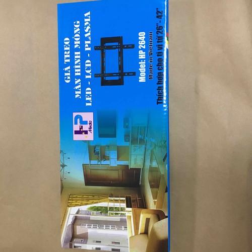 giá treo tivi mỏng từ 26 đến 42 inch - giá treo các loại tivi LED - giá đỡ tivi LCD