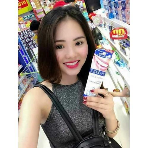 Kem trắng răng Sparkle Thái Lan Cao Cấp