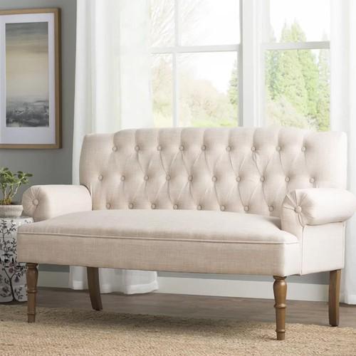 Ghế sofa băng 3 cổ điển HHP-SFBD04-V3 cao cấp
