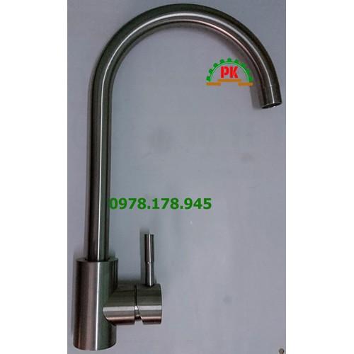 Vòi chén nóng lạnh Inox304 A-201CN