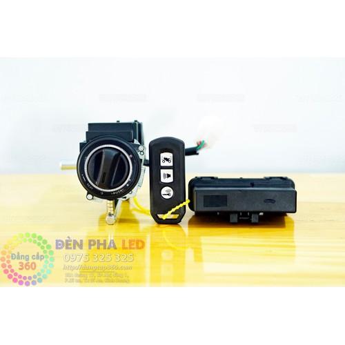 Ex150 - smartkey chính hãng lắp sh ý, Exciter150 - SMK smart key exciter 150