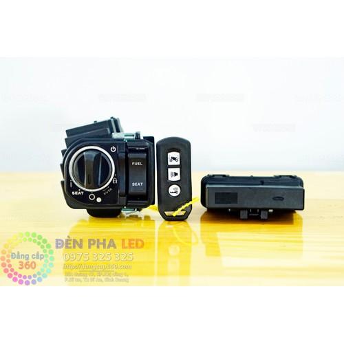 FULL - smartkey chính hãng lắp cho các dòng xe tay ga HONDA đời mới AB110 AB125 Vision Fi SH mode PCX Lead125 - SMK
