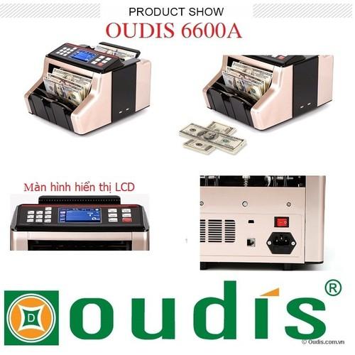 Máy đếm tiền Oudis 6600A