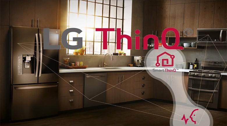 Tivi tích hợp trí thông minh nhân tạo AI ThinQ