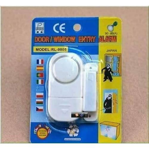 thiết bị báo chống trộm