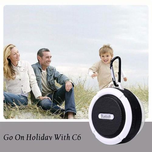Loa Bluetooth Mini Speaker C6 – Loa Bluetooth Chống Thấm Nước Chống Va Đập – Trắng - 6738269 , 13429989 , 15_13429989 , 262500 , Loa-Bluetooth-Mini-Speaker-C6-Loa-Bluetooth-Chong-Tham-Nuoc-Chong-Va-Dap-Trang-15_13429989 , sendo.vn , Loa Bluetooth Mini Speaker C6 – Loa Bluetooth Chống Thấm Nước Chống Va Đập – Trắng