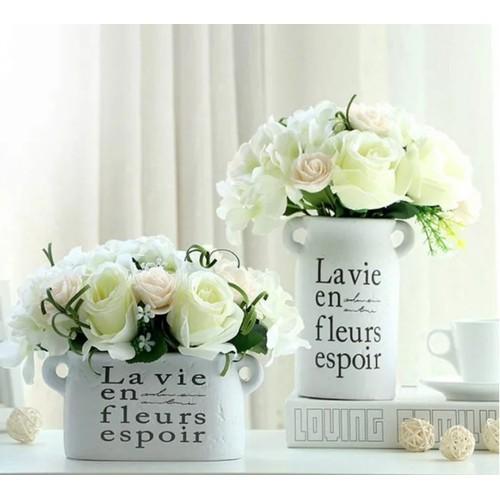 Bình hoa giả, bình hoa đẹp, bình hoa trang trí - 4476034 , 13426871 , 15_13426871 , 380000 , Binh-hoa-gia-binh-hoa-dep-binh-hoa-trang-tri-15_13426871 , sendo.vn , Bình hoa giả, bình hoa đẹp, bình hoa trang trí