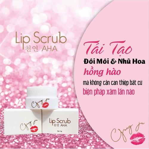 Ủ hồng môi Gong Ju