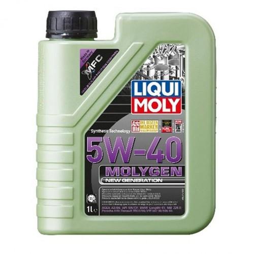 Nhớt Liqui Moly 5W40 Molygen 1L