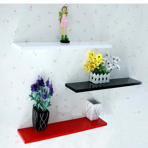 kệ treo tường 3 thanh ngang trắng đỏ đen dài 50x13cm - 6746585 , 13439385 , 15_13439385 , 320000 , ke-treo-tuong-3-thanh-ngang-trang-do-den-dai-50x13cm-15_13439385 , sendo.vn , kệ treo tường 3 thanh ngang trắng đỏ đen dài 50x13cm