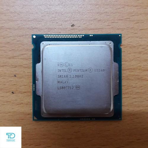 Bộ vi xử lý CPU Intel Pentium G3240 socket 1150 tray - Chip máy tính G3240 3.10 Ghz 3 M Cache - 6746915 , 13439630 , 15_13439630 , 900000 , Bo-vi-xu-ly-CPU-Intel-Pentium-G3240-socket-1150-tray-Chip-may-tinh-G3240-3.10-Ghz-3-M-Cache-15_13439630 , sendo.vn , Bộ vi xử lý CPU Intel Pentium G3240 socket 1150 tray - Chip máy tính G3240 3.10 Ghz 3 M Cache