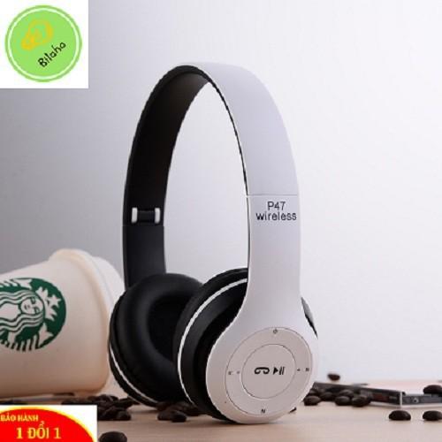 Tai nghe chụp tai Heaphone P47 không dây