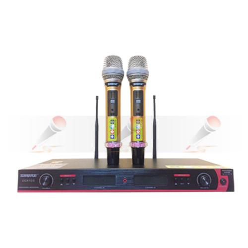 Micro karaoke không dây Shur-e-UGX 10 II - 6756653 , 13451891 , 15_13451891 , 2850000 , Micro-karaoke-khong-day-Shur-e-UGX-10-II-15_13451891 , sendo.vn , Micro karaoke không dây Shur-e-UGX 10 II