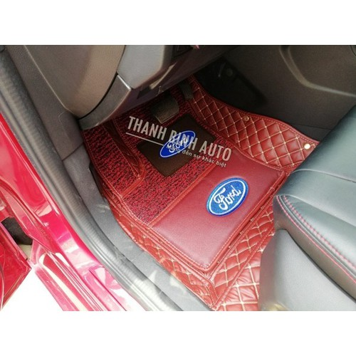 Thảm lót sàn 6D theo xe FORD FOCUS 2016 - MH 30436