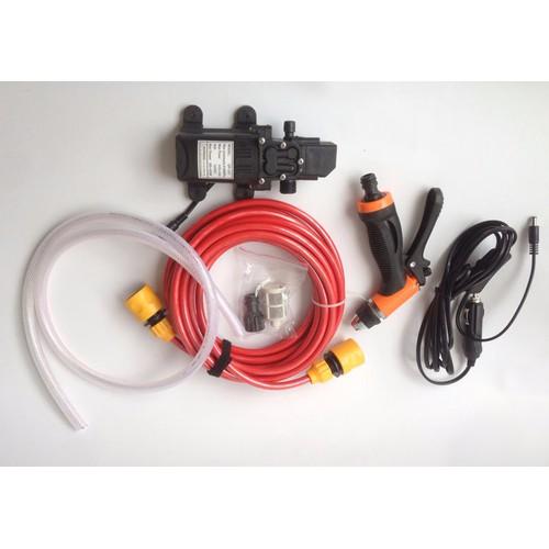 Bộ Máy bơm rửa xe tăng áp lực nước mini - 6743209 , 13435182 , 15_13435182 , 265000 , Bo-May-bom-rua-xe-tang-ap-luc-nuoc-mini-15_13435182 , sendo.vn , Bộ Máy bơm rửa xe tăng áp lực nước mini