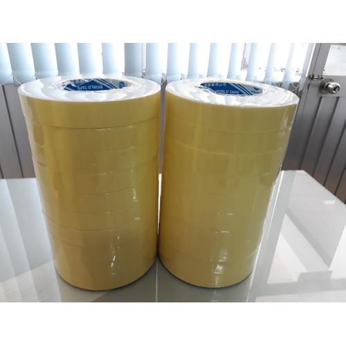 Combo 10 cuộn băng keo xốp 24MM-10Y