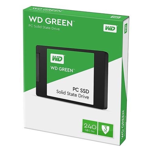 Ổ Cứng SSD WD Green 240GB hàng chính hãng tem SPC - 6755567 , 13450384 , 15_13450384 , 850000 , O-Cung-SSD-WD-Green-240GB-hang-chinh-hang-tem-SPC-15_13450384 , sendo.vn , Ổ Cứng SSD WD Green 240GB hàng chính hãng tem SPC