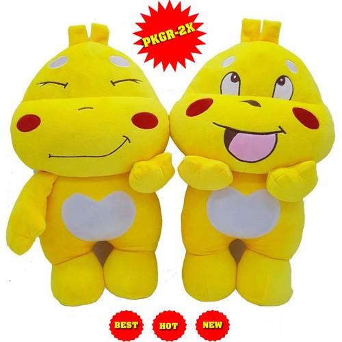 QOOBEE - gấu bông qoobee - thú nhồi bông qoobee size đứng 45cm - qoobee45