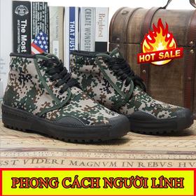 Giày Quân Đội ARMY - Giày Lính Mỹ - giày lính 3