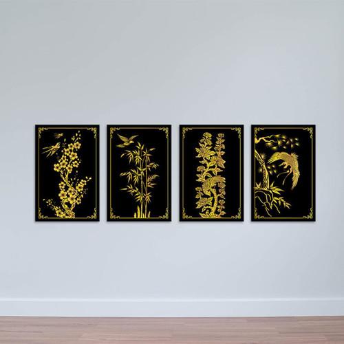 Bộ 4 tranh tứ quý bốn mùa – tranh ép gỗ đẹp W1422 - 4570080 , 13458078 , 15_13458078 , 1120000 , Bo-4-tranh-tu-quy-bon-mua-tranh-ep-go-dep-W1422-15_13458078 , sendo.vn , Bộ 4 tranh tứ quý bốn mùa – tranh ép gỗ đẹp W1422
