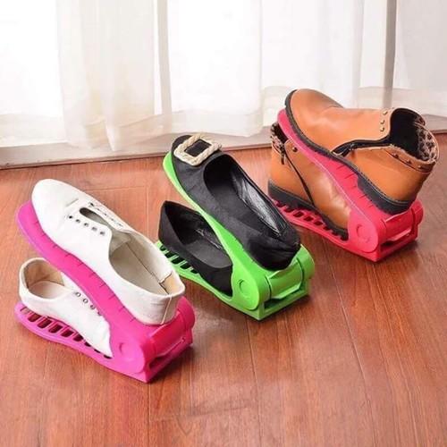 thu gọn giầy dép mẫu mới