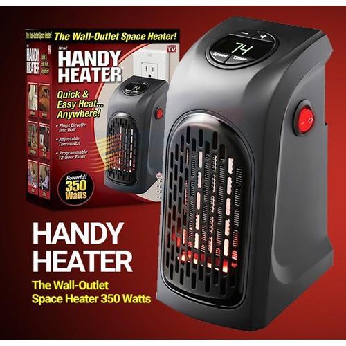 Quạt sưởi handy heater cao cấp-quạt sưởi mini-máy làm ấm phòng