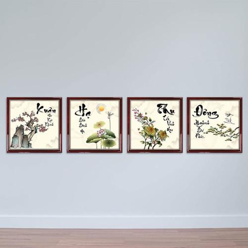 Bộ 4 tranh Tứ quý Xuân – Hạ – Thu – Đông – Tranh bốn mùa đẹp W1424 - 4570216 , 13458335 , 15_13458335 , 1120000 , Bo-4-tranh-Tu-quy-Xuan-Ha-Thu-Dong-Tranh-bon-mua-dep-W1424-15_13458335 , sendo.vn , Bộ 4 tranh Tứ quý Xuân – Hạ – Thu – Đông – Tranh bốn mùa đẹp W1424