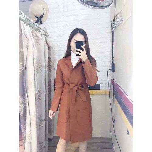 Áo khoác dài dạ
