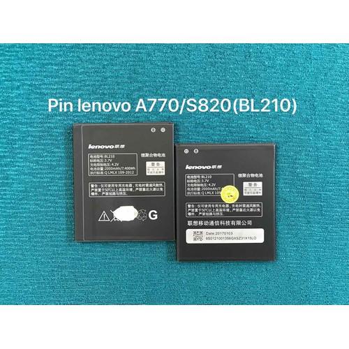 pin lenovo BL210 zin TM