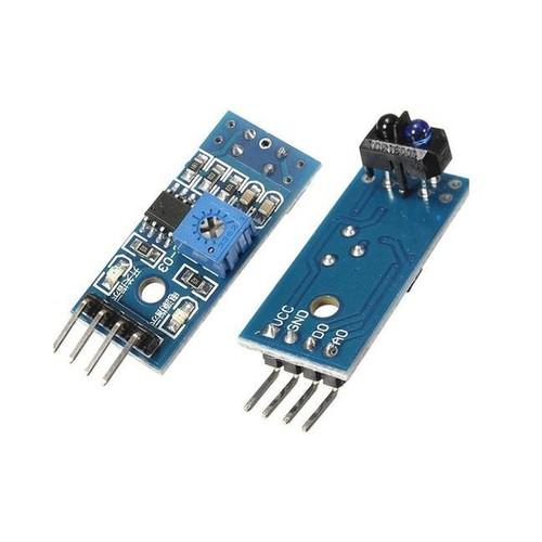 Module Cảm biến Hồng ngoại TCRT5000 V1 - Cảm biến phát hiện vật cản dò đường V1 - 4570104 , 13458126 , 15_13458126 , 25000 , Module-Cam-bien-Hong-ngoai-TCRT5000-V1-Cam-bien-phat-hien-vat-can-do-duong-V1-15_13458126 , sendo.vn , Module Cảm biến Hồng ngoại TCRT5000 V1 - Cảm biến phát hiện vật cản dò đường V1