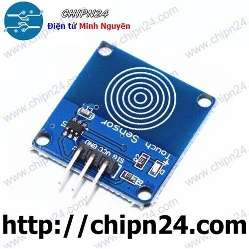 Module TTP223B XANH Bàn phím Cảm ứng 1 chạm điện dung - 6760747 , 13457596 , 15_13457596 , 15000 , Module-TTP223B-XANH-Ban-phim-Cam-ung-1-cham-dien-dung-15_13457596 , sendo.vn , Module TTP223B XANH Bàn phím Cảm ứng 1 chạm điện dung