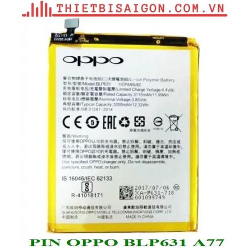 PIN OPPO BLP631 A77