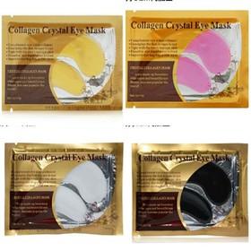 bộ 4 loại Mặt nạ Collagen Crystal Eye mask - MNM