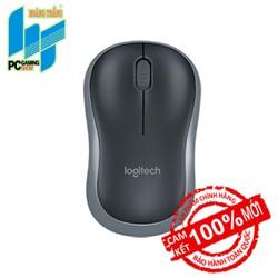 Chuột không dây Logitech B175 Đen