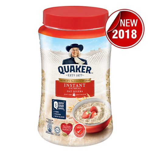 Yến Mạch Ăn Liền Quaker 600g - 6770542 , 13469592 , 15_13469592 , 250000 , Yen-Mach-An-Lien-Quaker-600g-15_13469592 , sendo.vn , Yến Mạch Ăn Liền Quaker 600g