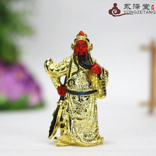TƯỢNG QUAN CÔNG Hoàng đế Shengjun Wu Caishen