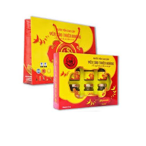 Combo 2 hộp yến Thiên Hoàng - yen thien hoang