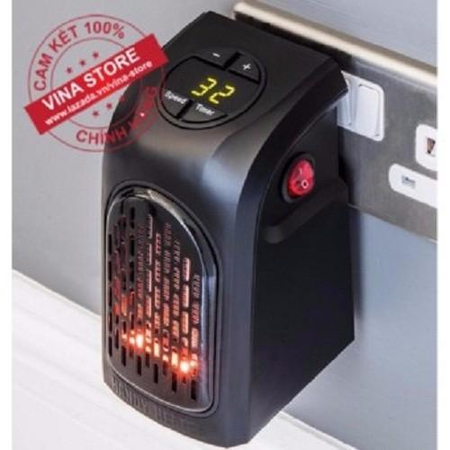 máy sưởi ấm mini siêu tiết kiệm điện và hẹn giờ