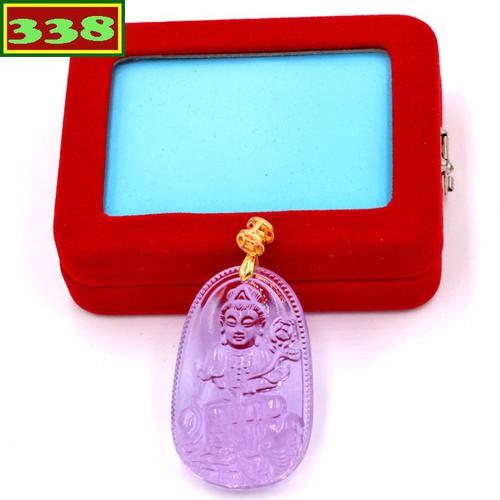 Mặt dây chuyền Phật Phổ hiền bồ tát phật bản mệnh tuổi Thìn - Tỵ pha lê tím 5 cm hộp nhung - 6765212 , 13462997 , 15_13462997 , 160000 , Mat-day-chuyen-Phat-Pho-hien-bo-tat-phat-ban-menh-tuoi-Thin-Ty-pha-le-tim-5-cm-hop-nhung-15_13462997 , sendo.vn , Mặt dây chuyền Phật Phổ hiền bồ tát phật bản mệnh tuổi Thìn - Tỵ pha lê tím 5 cm hộp nhung