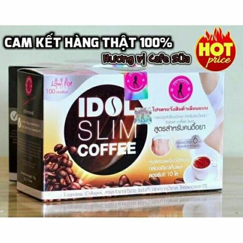 Cafe giảm cân Idol Slim  thái lan - 6757884 , 13453481 , 15_13453481 , 200000 , Cafe-giam-can-Idol-Slim-thai-lan-15_13453481 , sendo.vn , Cafe giảm cân Idol Slim  thái lan