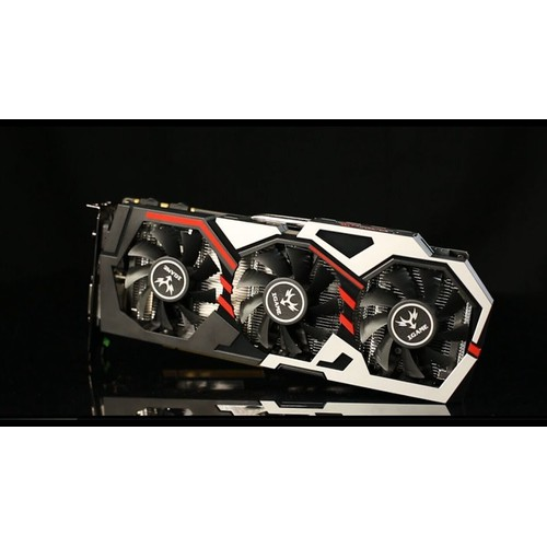 VGA COLORFUL GTX 1060 3GB U TOP 3 FAN  CÒN BH 5-2021