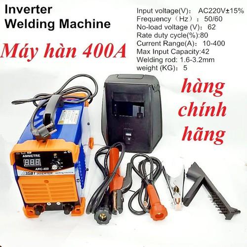 Máy hàn - máy hàn điện tử 400A - T7i3